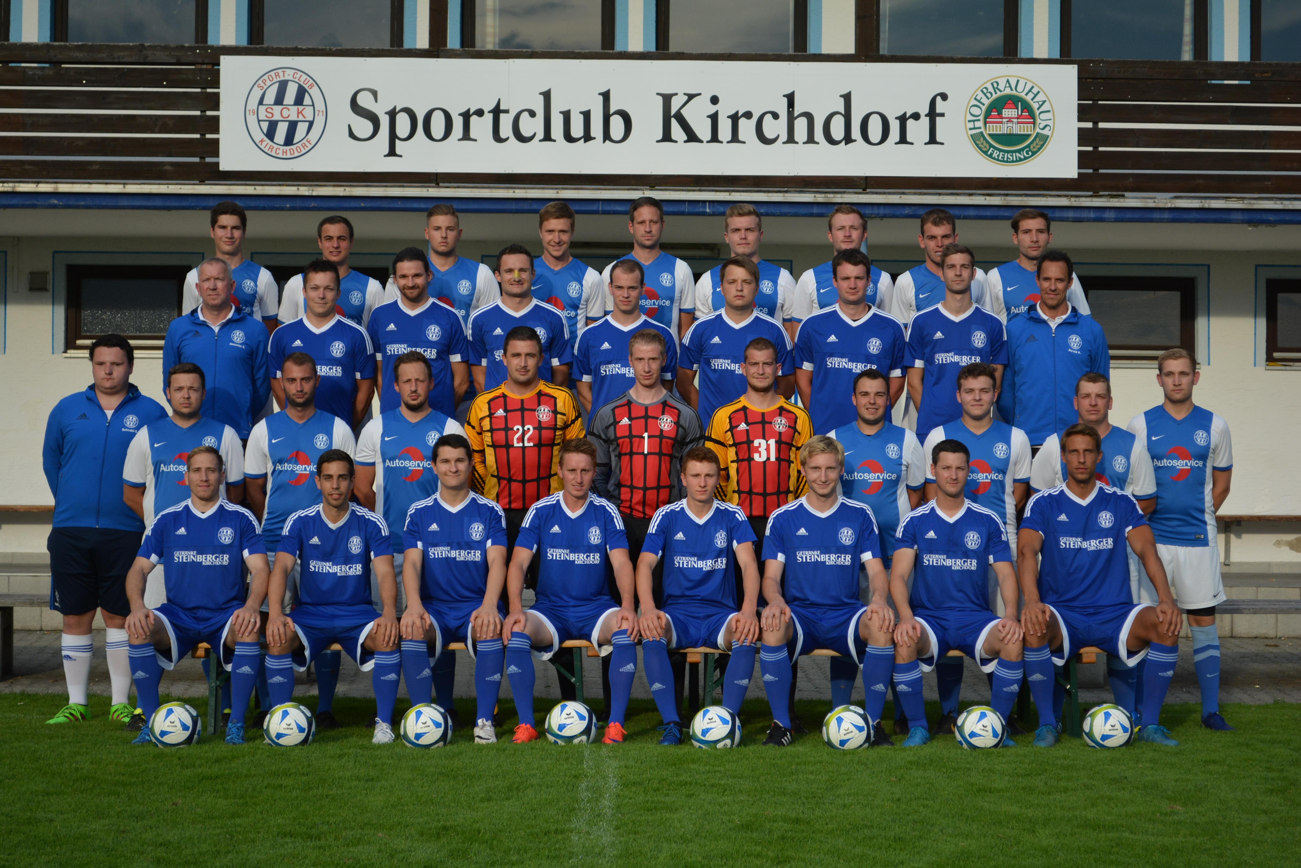 Kirchdorf Fußball