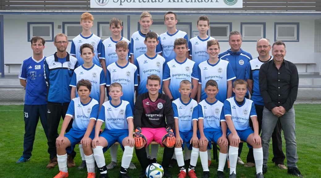 Fussball Jugend Sc Kirchdorf